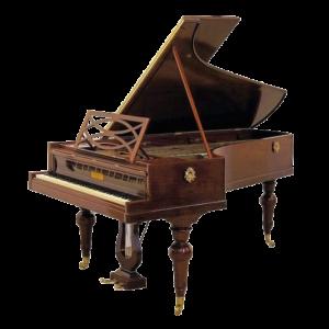 Von 1844 bis 1845 spielte Chopin auf diesem Instrument: Das Pleyel Nr. 11.265