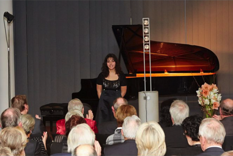 1 | Klavierabend