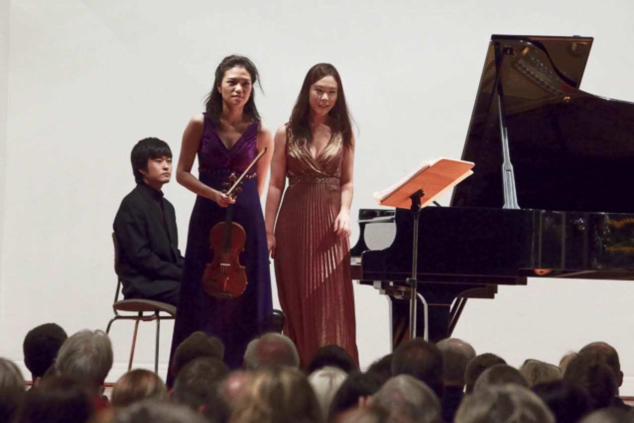 7 | Klavierabend mit Violine