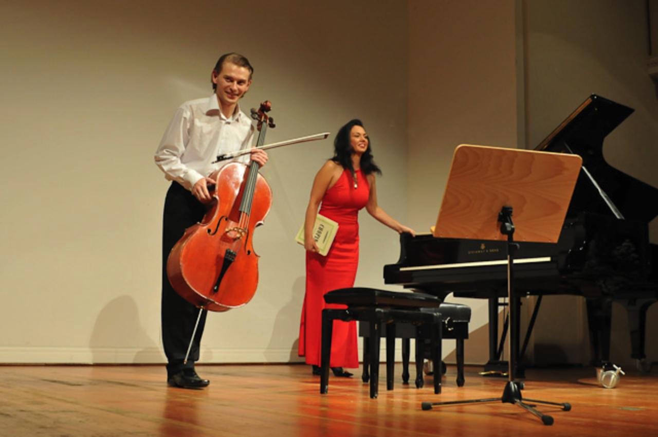 7 | Klavierabend mit Cello
